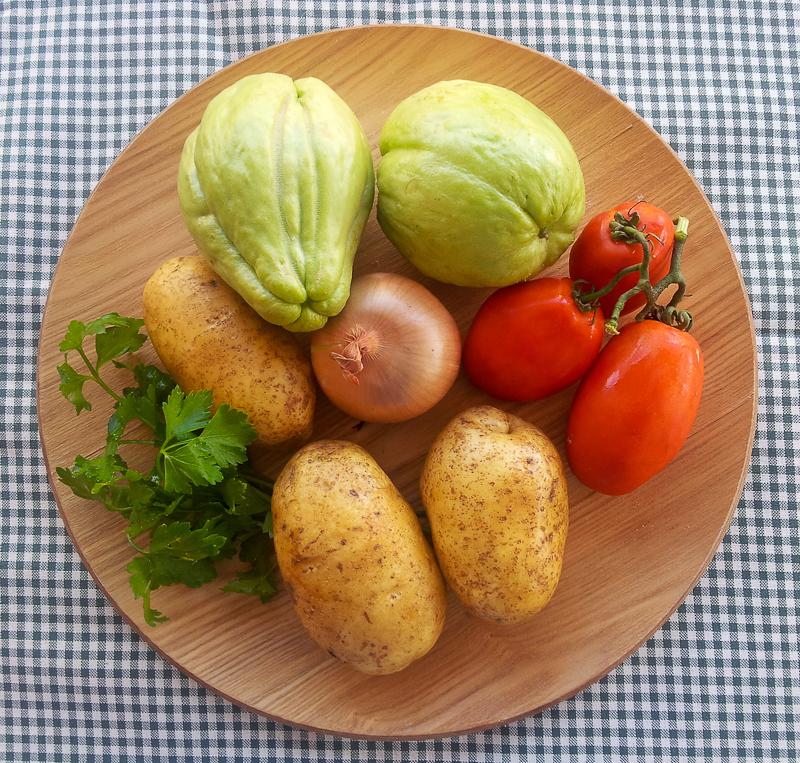 zuppa zucca spinosa ingredients