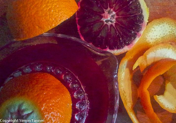 succo arance rosse